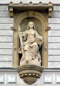 The Goddess of Justice